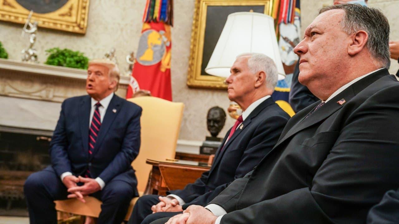نیویورک تایمز: ترامپ هفته گذشته به فکر حمله نظامی به ایران بوده