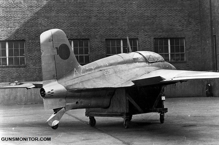 درباره هواپیمای رهگیر میتسوبیشی J8M/کپی ژاپنی ها از نمونه آلمانی!