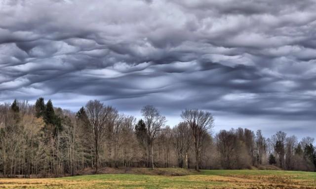 ابرهای پریشان در آمریکا