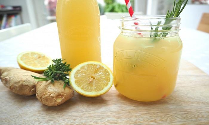 10 فایده سلامت مصرف صبحگاهی نوشیدنی زنجبیل لیمو