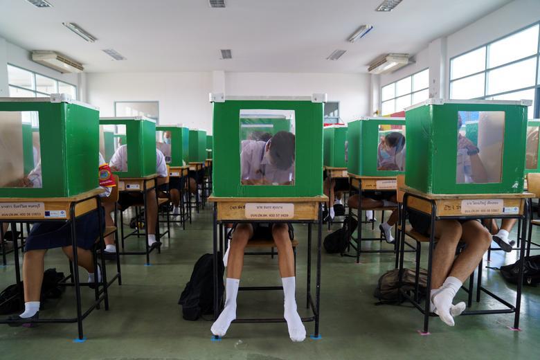 امتحانات در دوران کرونا