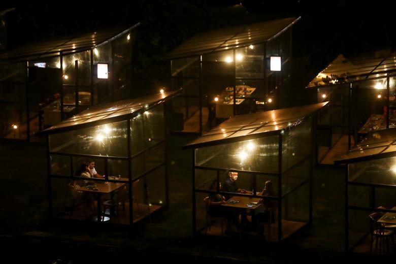 تغییر شکل رستوران ها در ایتالیا