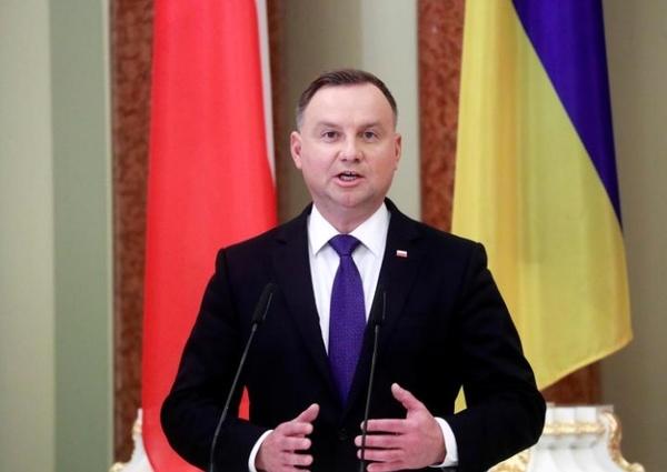 ابتلای رئیسجمهوری لهستان به ویروس کرونا