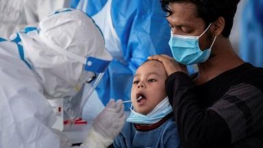 سطح متفاوت ویروس کرونا در بدن کودکان مبتلا