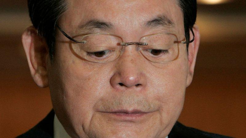 مرگ مدیرعامل سامسونگ؛ کسی که کسب و کار خانوادگی را به قدرت برتر کره جنوبی تبدیل کرد