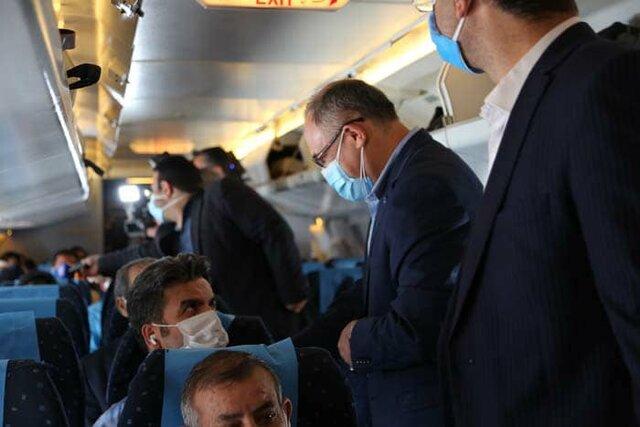 سازمان هواپیمایی: پول صندلی های خالی هواپیما از مسافران دریافت نخواهد شد