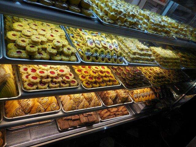 قنادان کرمانشاه: روغن برای پخت شیرینی