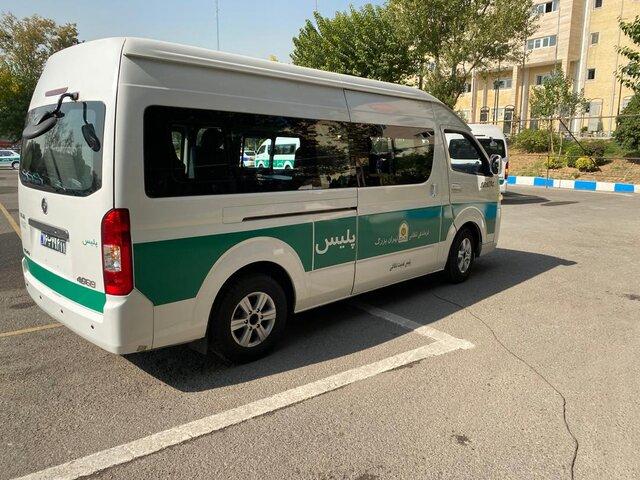 آغاز طرح امنیت سلامت محور پلیس در تهران