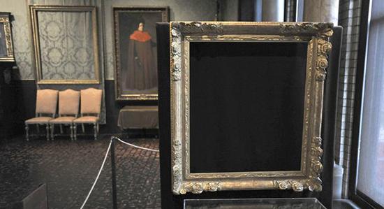 حیرتآورترین سرقتهای آثار هنری در تاریخ (+عکس)