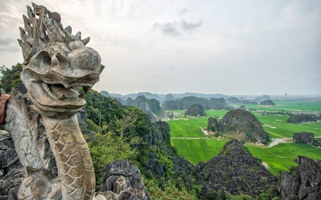 اژدهای خفته: ویتنام