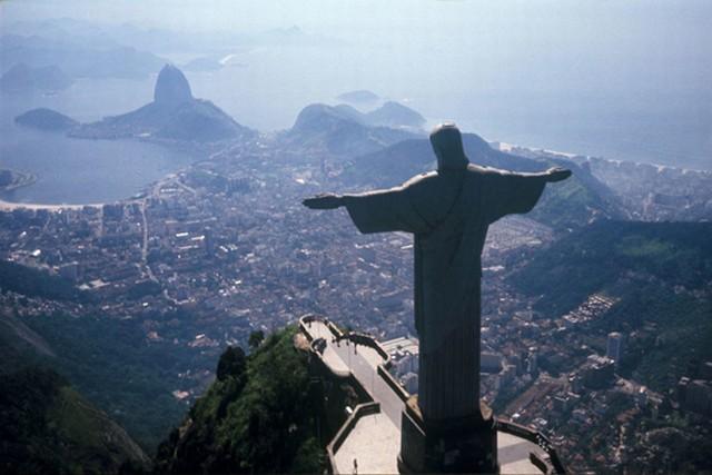 تندیس مسیح برزیل