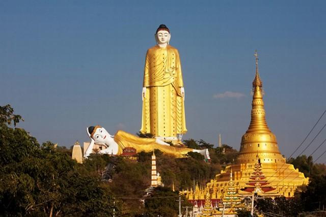 بودا میانمار