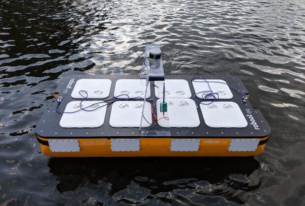 قایق خودران