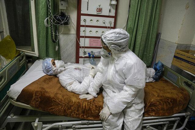 شناسایی روزانه ۱۰ پرستار مشکوک به کرونا در فارس