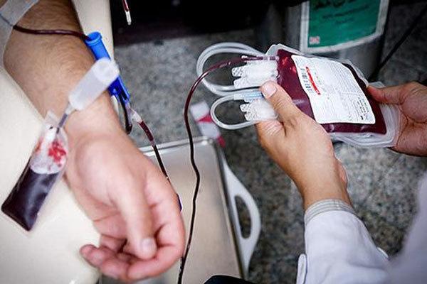 کاهش شدید ذخایر خونی در کرمانشاه