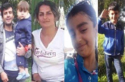 مرگ تلخ 5 عضو خانواده ایرانی در راه پناهندگی در اروپا