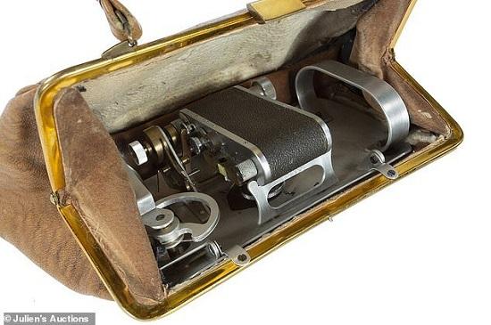 فروش تجهیزات موزه ای جاسوسی