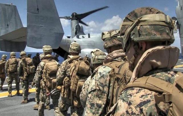 آغاز خروج ارتش امریکا از عراق