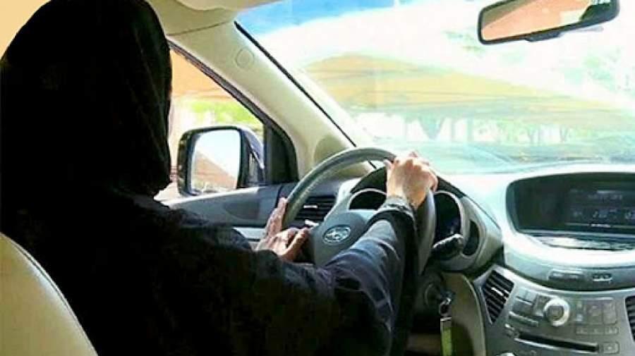 زنان در رانندگی