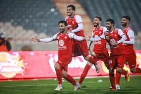 لیگ برتر فوتبال/ پرسپولیس 1 - 0 صنعت نفت