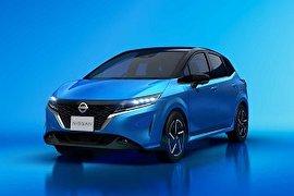 نوت 2021؛ خودروی اقتصادی نیسان با طراحی جدید با پیشرانه هیبریدی(+عکس)