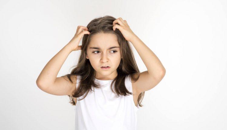 عادت کندن مو در کودکان