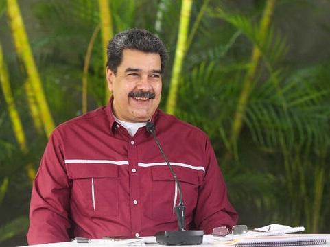 رییس جمهور ونزوئلا شماره تلفنش را به مردم داد