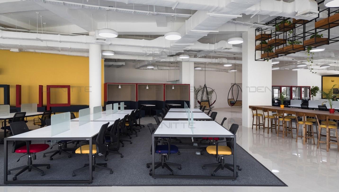 دنیته، طراح و تولید کننده تجهیزات مدرن اداری