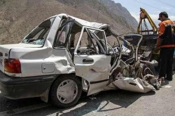 مرگ ۹۴۱۷ نفر در تصادف رانندگی هفت ماه امسال