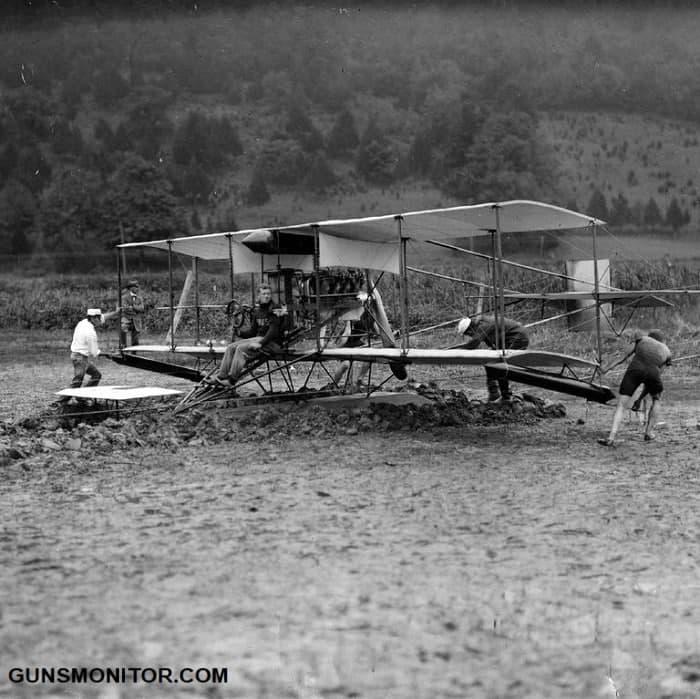 نگاهی به تاریخچه پرنده های آب نشین نظامی/بخش اول(+عکس)