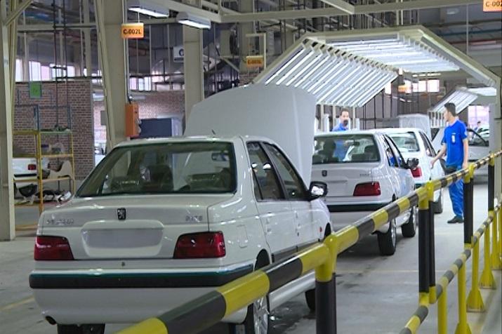 ایران خودرو کرمانشاه هم رکورد شکست