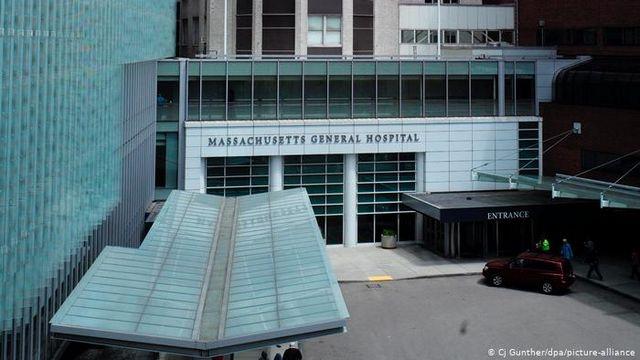 بیمارستان عمومی ماساچوست آمریکا