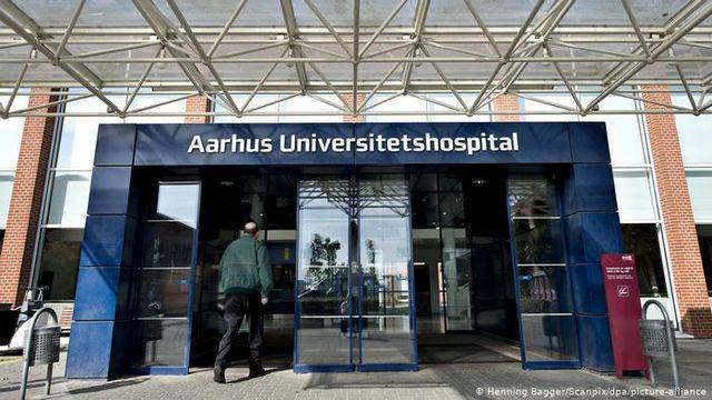 بیمارستان دانشگاهی آرهوس، دانمارک