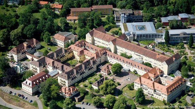 بیمارستان دانشگاهی هایدلبرگ، آلمان