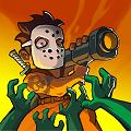 دانلود بازی دفاع در مقابل هجوم زامبی ها - Zombie Idle Defense