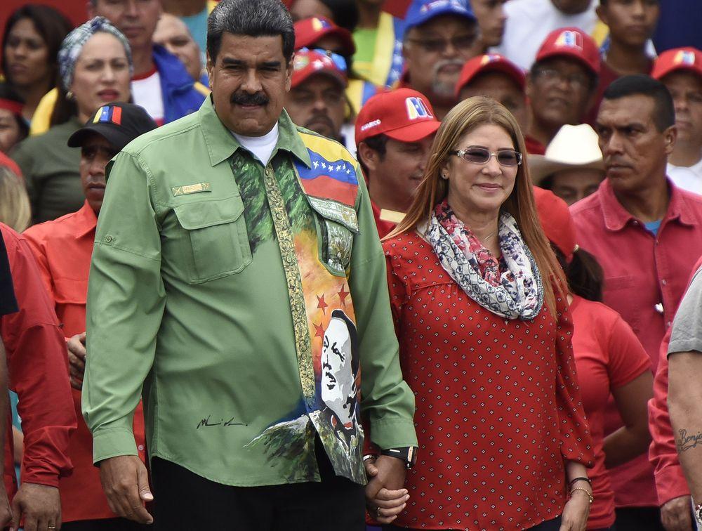 پیشنهاد نماینده ویژه آمریکا به همسر رییس جمهور ونزوئلا: در ازای طلاق از حمایت بی قید و شرط آمریکا برخوردار می شوید