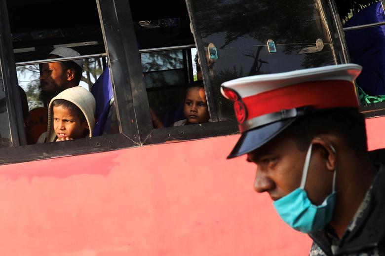 انتقال مسلمانان روهینگیا