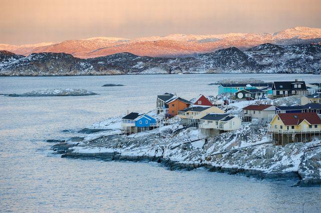 ایلولیسات، گرینلند