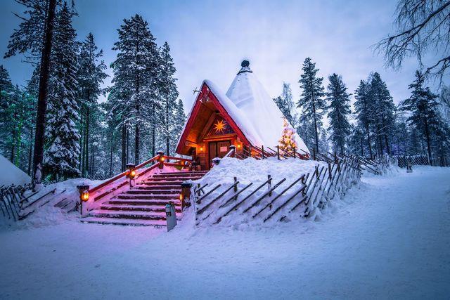 لاپ لند، فنلاند