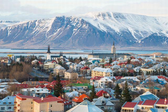 ریکیاویک، ایسلند