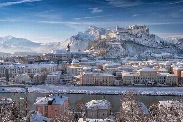 زالتسبورگ، اتریش
