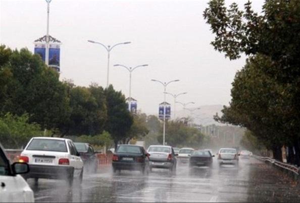 هشدار قرمز سازمان هواشناسی برای بارش شدید باران در سه استان