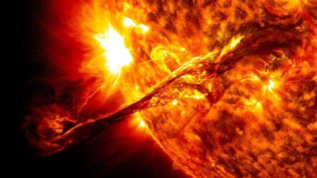 کشف بزرگ دانشمندان/ داخل خورشید دقیقا چه چیزی است؟