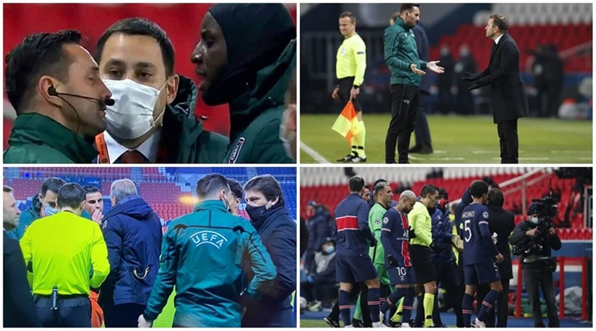 لغو یک بازی فوتبال به خاطر نژادپرستی/ مقصر: داور چهارم/ واکنش رئیسجمهور ترکیه و باشگاه