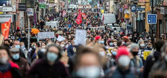 آمار جهانی کرونا/ انگلیس، ایتالیا و فرانسه رکورددارِ قربانیان