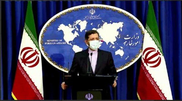 سخنگوی وزارت خارجه: آینده روابط ایران و آمریکا آینده سادهای نیست