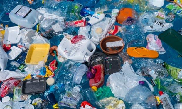 کمین کرونا در میان زبالهها