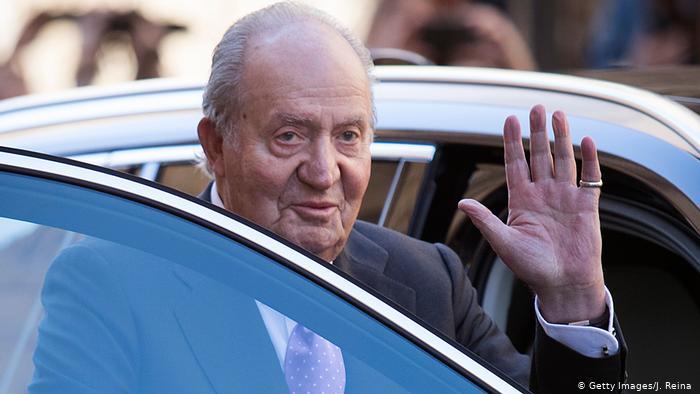 پرداخت بدهی از سوی پادشاه سابق اسپانیا