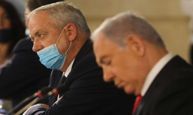 ذوق زدگی نتانیاهو و گانتس از توافق عادی سازی روابط با مراکش