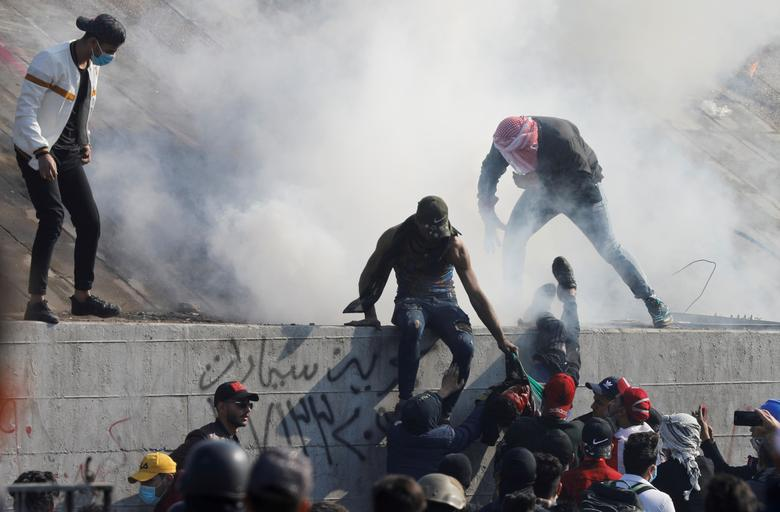 تظاهرات 2020 در بغداد